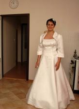 Nevěsta je připravena, teď už sehnat ostatní a může se jet :o)