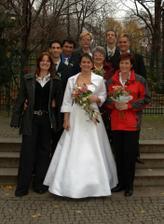 Nevěstina rodina