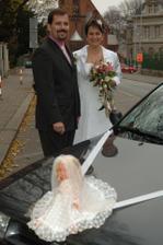 My a auto nevěsty