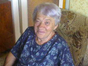 moje babička...