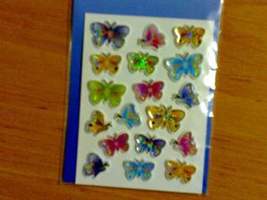 motýlci na krabičky...