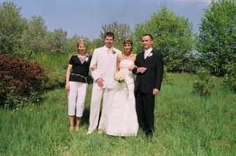 naši svědkové, Ivanka a Jirka