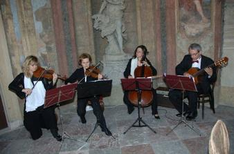 kvarteto rubin Strings - perfektní