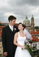 Vrtbovská klasika před pražským panoramatem