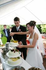 krásný (a dobrý) dort