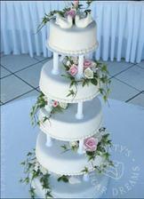 představa dortu ...