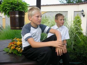moji synovečci