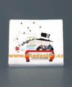 miničokoládičky pro svatebčany