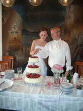 dortik/ Hochzeitstorte