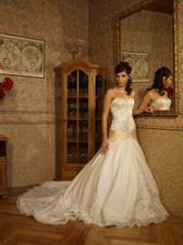 Do těchto jsem byla dlouho zamilovaná, nakonec jsem ale zvolila šaty bílé:)