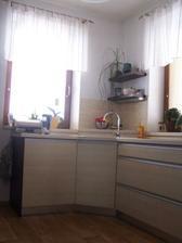 moje kuchyn - javor a wenge