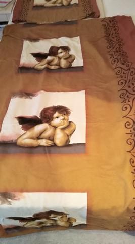 Posteľná bielizeň anjel - Obrázok č. 1