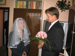 Falešnou nevěstu nechtěl:o)