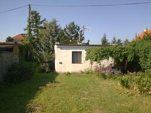 Pôvodná záhradná chata