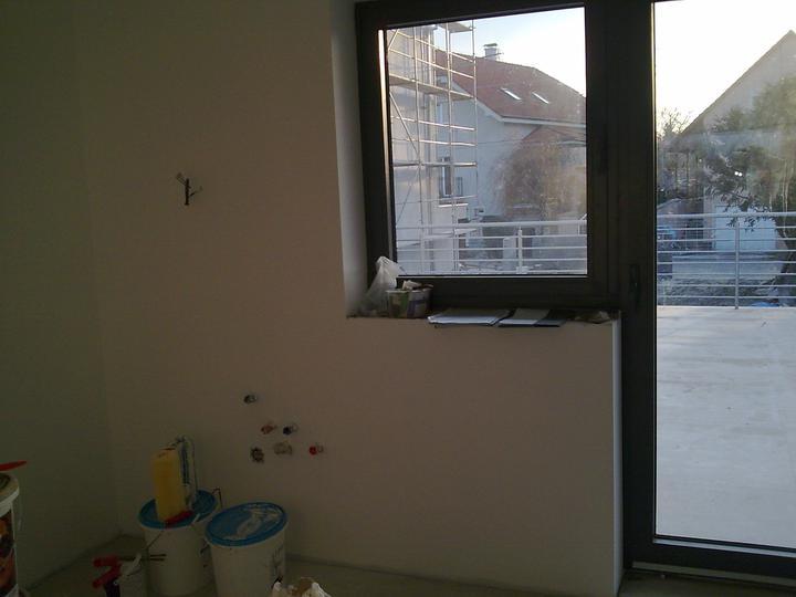 Príbeh našej stavby II - rok 2011 - Budúca umývacia zóna