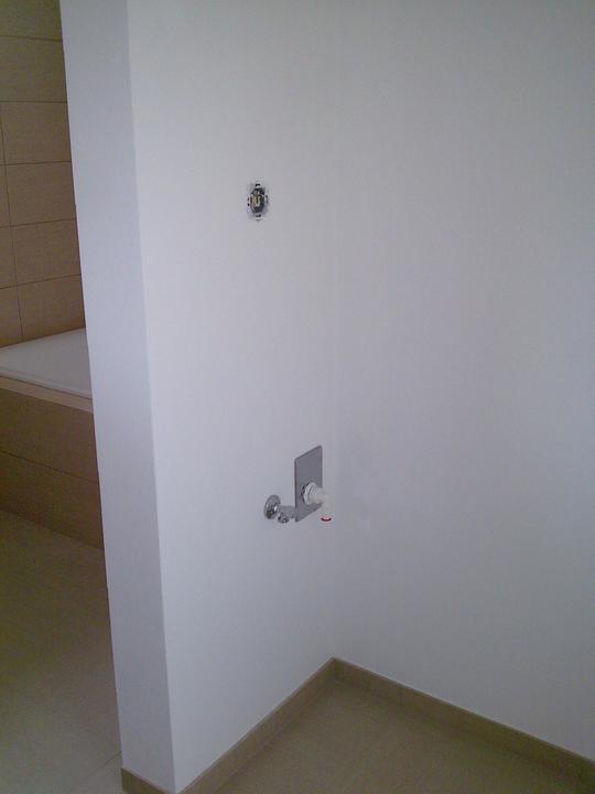Príbeh našej stavby II - rok 2011 - Miestečko pre pračku