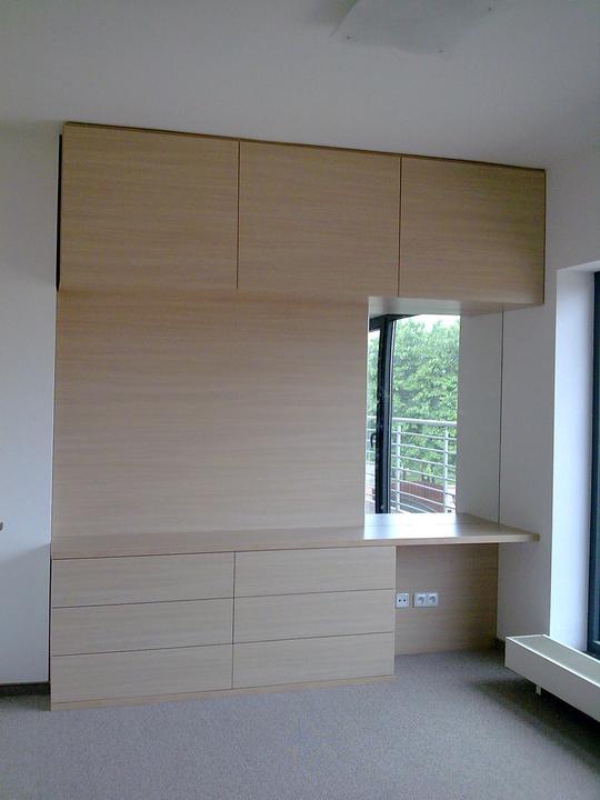 Príbeh našej stavby II - rok 2011 - Spálňa