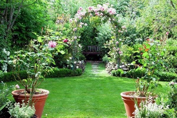 Kouzelná zahrada - Obrázek č. 24