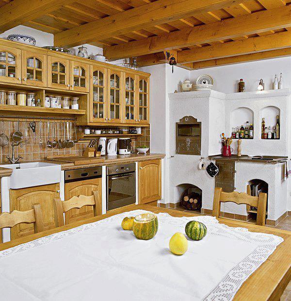 Zděné kuchyně - Obrázek č. 25