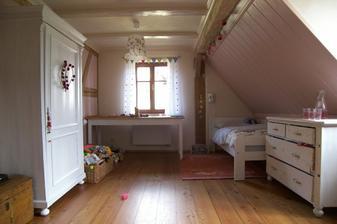 pokojíček pro princezny (akorád nebude podkrovní)