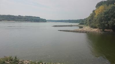 sútok rieky Morava a Dunaja