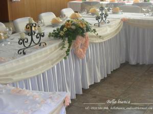 pekne vyriešený stôl