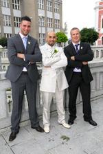 nasi anglicki bodyguardi:)