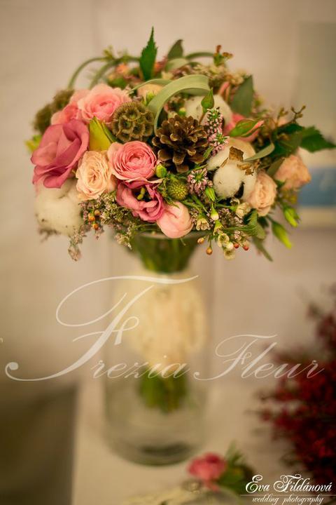 Stánek Frezia Fleur na veletrhu Svatební Expo - Obrázek č. 15