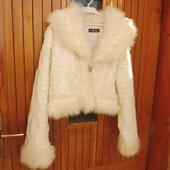 kožušinkový kabátik ,