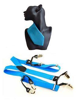 Čo už máme a sme šťastní :-) - Traky a kravata