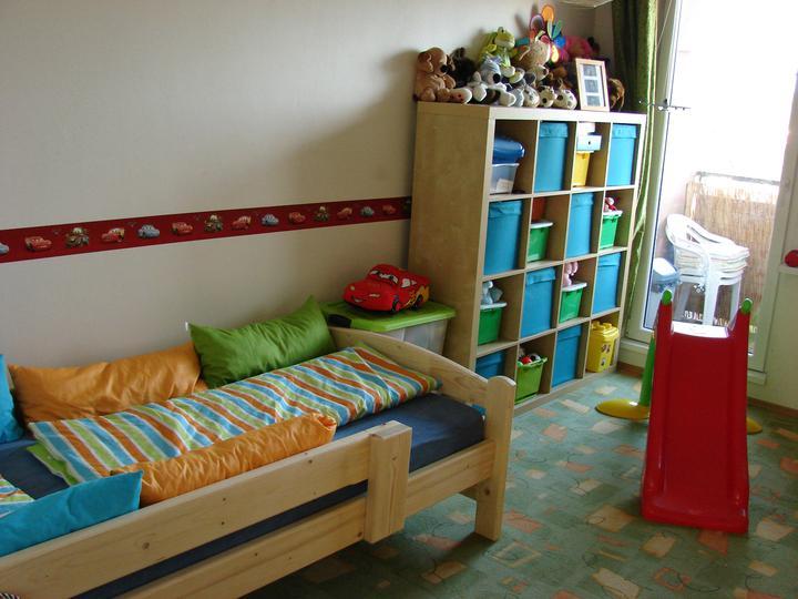 Náš byteček - Sebíčkův staro-nový pokoj :-)