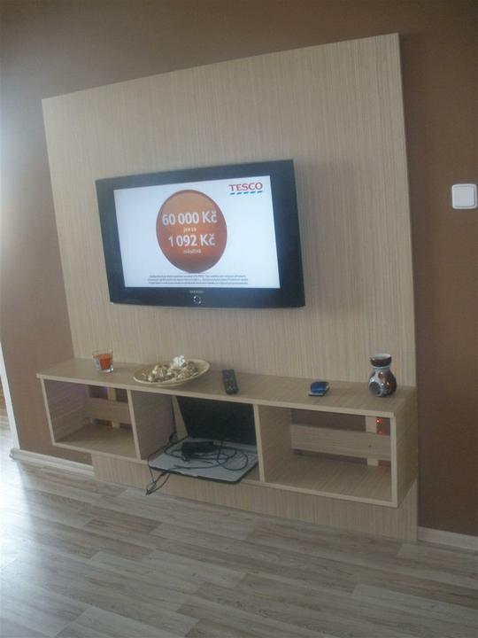 TV stěna - Obrázek č. 4
