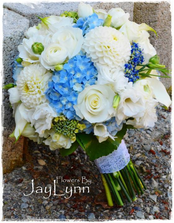 Wedding flowers 2013 - inspirace na mou svatební :-)