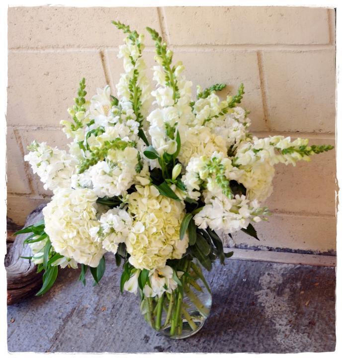 Wedding flowers 2013 - Jay Lynn výzdoba