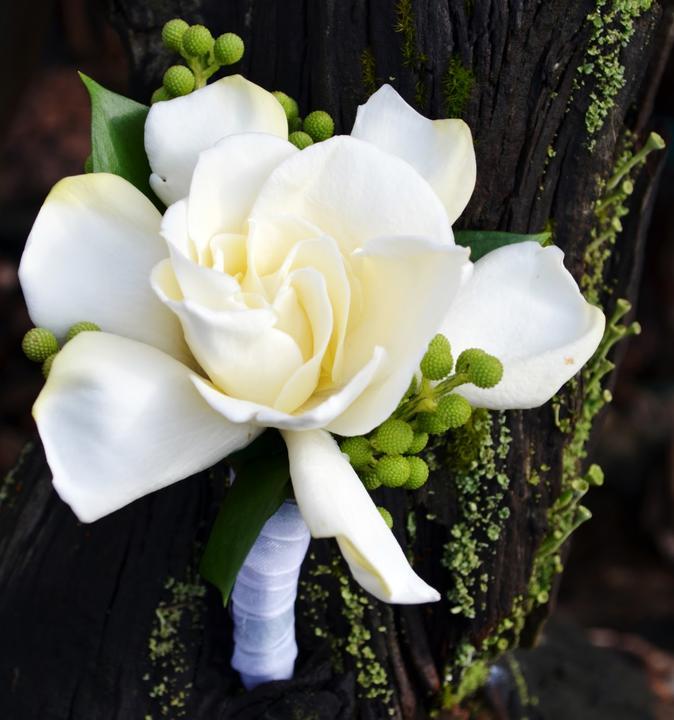 Wedding flowers 2013 - krásná korsáž