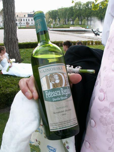 Lucka{{_AND_}}Peto - naše svadobné