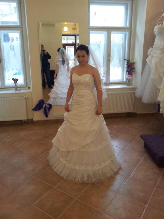 Svadobné prípravy - Ešte vo výrobe, ale som zvedava na ne :)