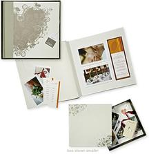 album na fotky + krabice na uchovani drobnosti