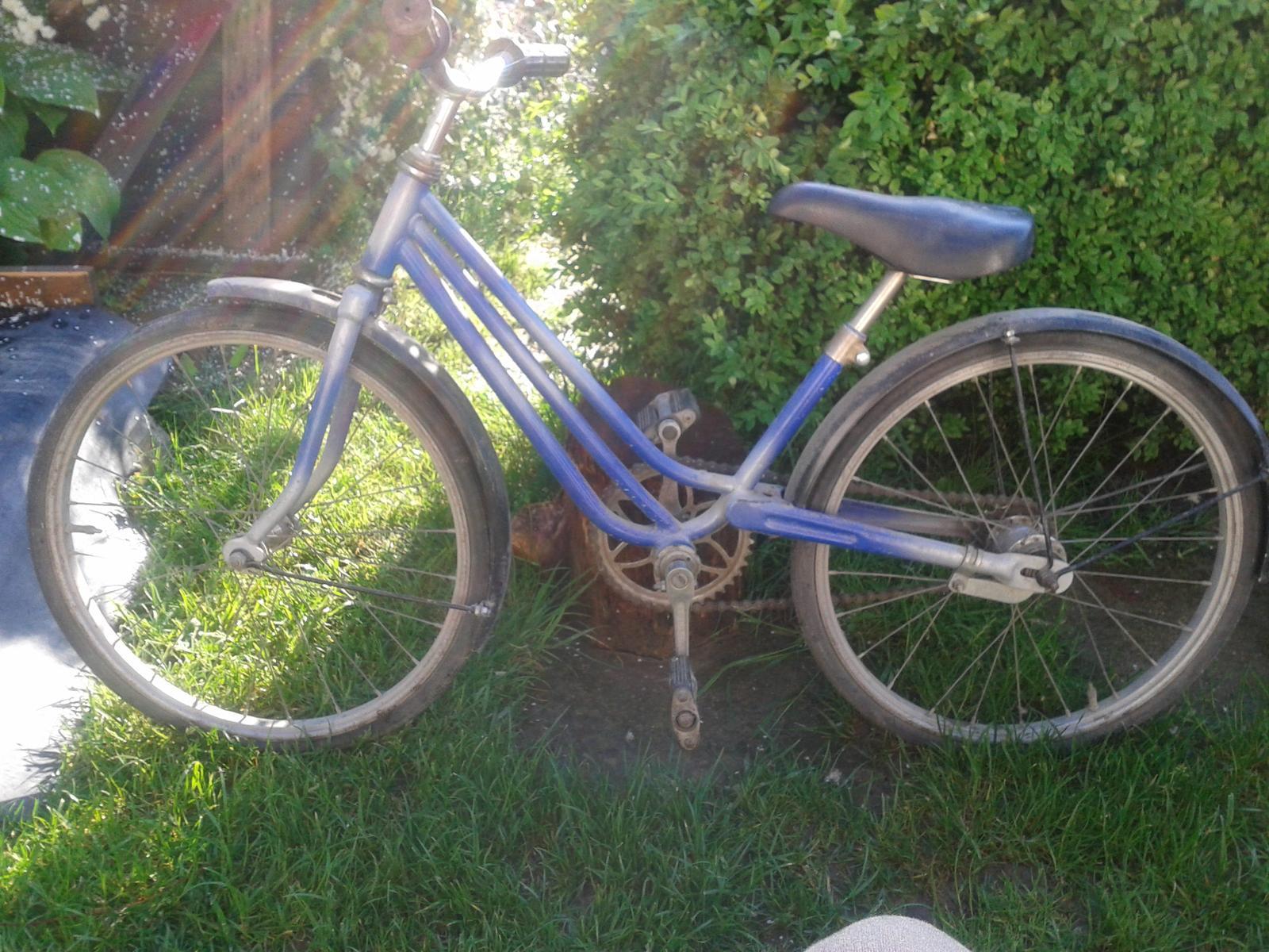 detsky retro bicykel - Obrázok č. 1