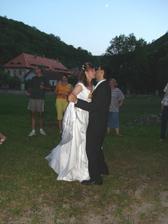 povinný tanec pro novomanžele