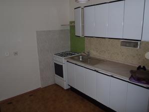 Původní stav bytu před rekonstrukcí