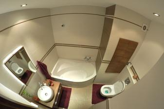 Koupelna - foto tak trošku jinak :-)