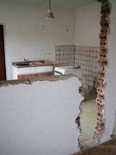 pozůstatky staré předpotopní kuchyně :-)