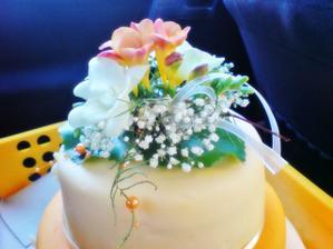kytička na dort
