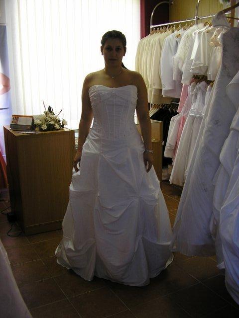 Príprava svadby - realita - zo salónu v NR