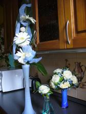 Svatební kytičky