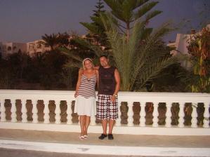 naše 1.výročí svatby jsme oslavili na slunném ostrově Djerba