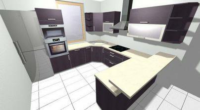 ..bude vypadat naše nová kuchyňka..