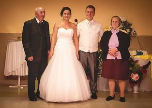 s babkou a dedkom :)
