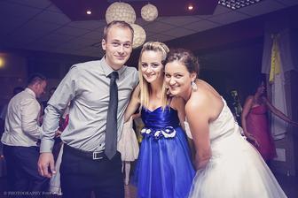s bratom a sestrou :)